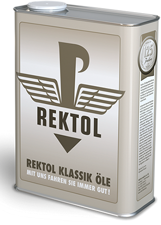 KLASSIK Regular 20W-50 - 2,0 l blik