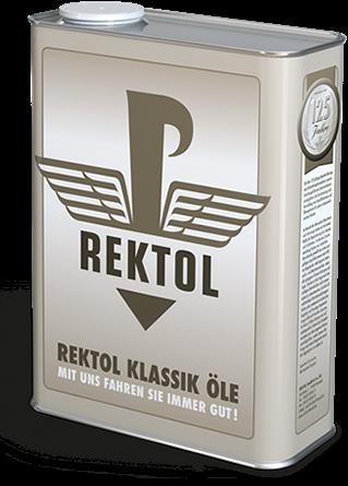 REKTOL Obenöl - 2,0 Liter Blechdose